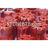 Maxdrill T51-102mm retrac button bit