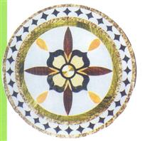 Marble Inlay Mosaic, Tabletops