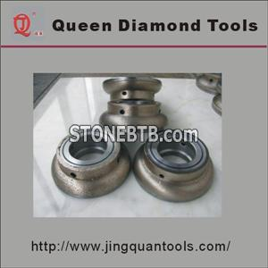 Diamond CNC Profiling Wheel