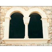 Limestone Windows and Door Surround