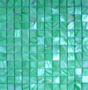 shell coconut mosaic tile