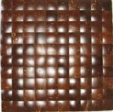Coconut Mosaic Tile