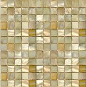 Nature Shell Mosaic Tile