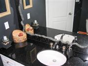 Black Granite Bath Tops