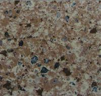 Red Bean Paste Engineered Artificial Quartz Stone for Kitchen Countertop, Vanity Top, Bar Top, Wal