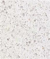 White  Engineered Artificial Quartz Stone for Kitchen Countertop, Vanity Top, Bar Top, Wall