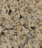 Golden Crops Engineered Quartz Stone for Kitchen Countertop,Vanity Top, Bar Top, Wall, Floor
