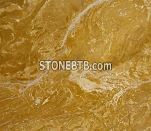 Copper Yellow Marble