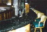 Blue Pearl Granite Bar Top