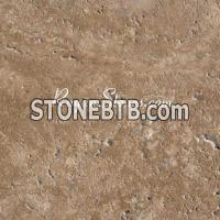 Brushed & Unfilled Noce Travertine Tiles