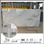 New Polished Castro White Marble for Kitchen Floor Tiles (YQW-MSA072501)