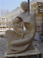 Stone Abstract Carving PS-A21