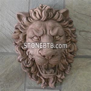 Animal Fiberglass Carving