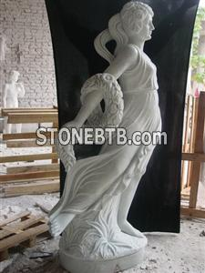 Stone Character Carving PS-C10