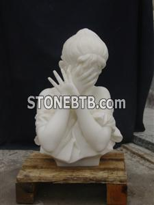 Stone Character Carving
