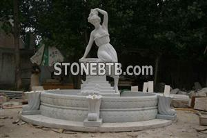 Stone Sculpture Fountain