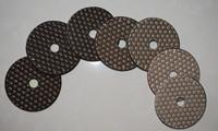 Diamond Polishing Dry Pads