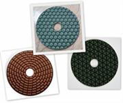 Flexible Dry Polishing Pads for Granite and Marble