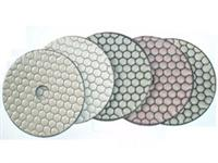 New 5-step Dry Polishing Pads