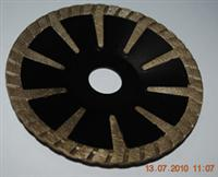 T-shaped turbo blade