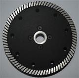 Continuous Rim Turbo Blade