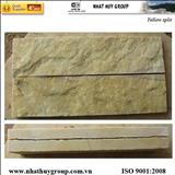 Yellow Marble Wall Cladding
