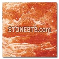 Yellow Polished Firebrick Marble