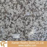 G439, Big White Flower, White Granite, Grey Granit
