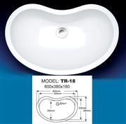 Artificial Marble Basins