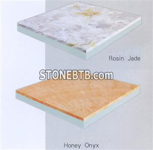 Onyx Laminated Glass Tile