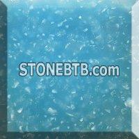 Crystal solid surface