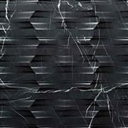 3d black marquina marble design stone wall tiles