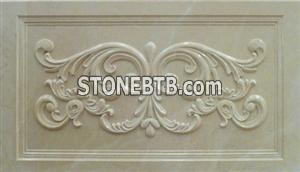 3d feature stone wall covering tiles