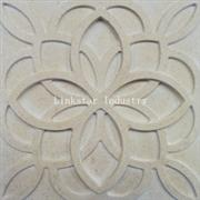 3d natural limestone walls panels interior design
