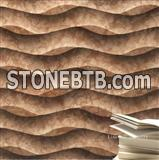 3d decorative feature stone wall covering panel