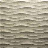 3d natural wavy marble walls panels