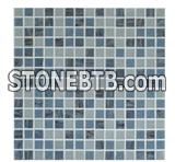 Glass Mosaic, China Mosaic tiles
