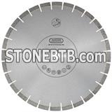 400mm large granite special cutting diamond saw blade