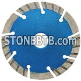 marble granite stone cutting diamond small circular saw blade