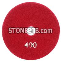 Wet or Dry Used Flexible Diamond Polishing Pads For Angle Grinder Engineered Stone Granite Marble Quartz Stone Grinding Tools