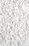 Carrara White powder-free marble chips
