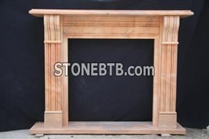 Fireplace Mantels\Contemporary Design-5507