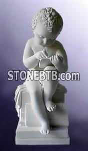 Marble Statues\(1-2) Angel Statues-0003