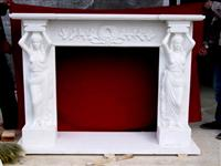 Fireplace Mantels\Traditional Style\Arif & Poland-5620