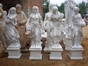 Marble Statues\(1-3)  Religious & Mythological Statues-0116