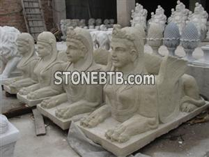 Marble Statues\(1-5)  Animal Statues-0302