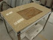 Artificial stone vanity tops