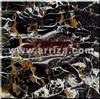 Black & Gold Marble