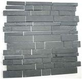 China Grey Slate Mosaic