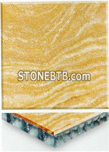 Super-Thin Laminated Panel: Marble - Granite